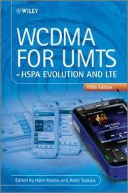Holma, Harri - WCDMA for UMTS: HSPA Evolution and LTE, 5ed, ebook
