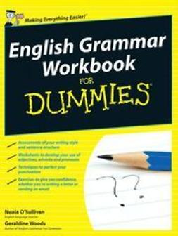 O'Sullivan, Nuala - English Grammar Workbook For Dummies, ebook