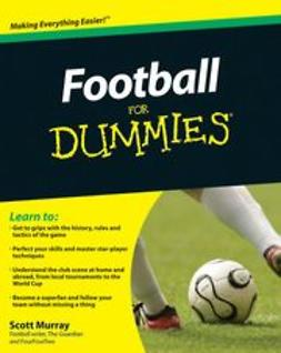 Murray, Scott - Football For Dummies<sup>®</sup>, ebook