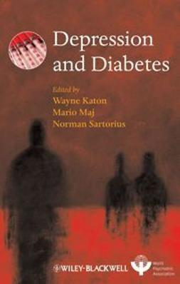 Katon, Wayne - Depression and Diabetes, ebook
