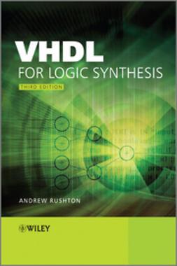 Rushton, Andrew - VHDL for Logic Synthesis, e-bok