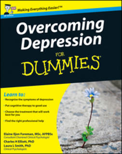 Foreman, Elaine Iljon - Overcoming Depression For Dummies, e-bok