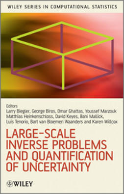 Biegler, Lorenz - Large-Scale Inverse Problems and Quantification of Uncertainty, ebook