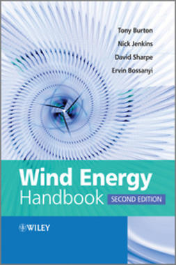 Burton, Tony - Wind Energy Handbook, ebook