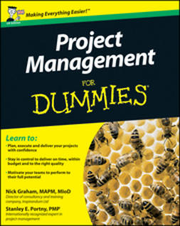 Graham, Nick - Project Management for Dummies<sup>®</sup>, ebook
