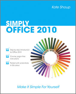 Shoup, Kate - SIMPLYOffice 2010, ebook