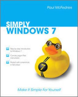 McFedries, Paul - SIMPLYWindows 7, ebook