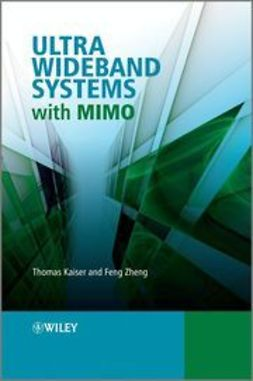 Kaiser, Thomas - Ultra Wideband Systems with MIMO, ebook