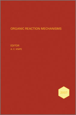 Knipe, Chris - Organic Reaction Mechanisms 2007, ebook