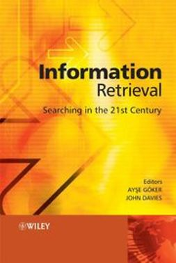 Ridley, Damon D. - Information Retrieval: SciFinder<sup>®</sup> and SciFinder<sup>®</sup> Scholar, ebook