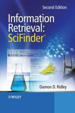 Ridley, Damon - Information Retrieval - SciFinder, ebook