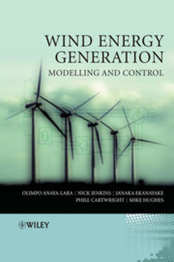 Anaya-Lara, Olimpo - Wind Energy Generation: Modelling and Control, ebook