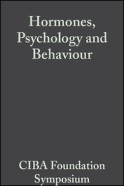 UNKNOWN - Hormones, Psychology and Behaviour: Volume 3: Book I of Colloquia on Endocrinology, ebook