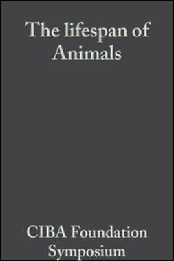 UNKNOWN - The lifespan of Animals: Volume 5: Colloquia on Ageing, ebook