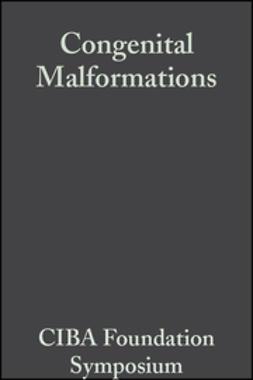 UNKNOWN - Congenital Malformations, ebook