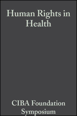 UNKNOWN - Human Rights in Health, ebook