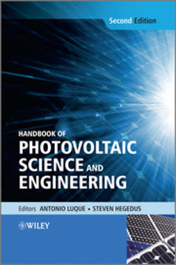 Luque, Antonio - Handbook of Photovoltaic Science and Engineering, ebook