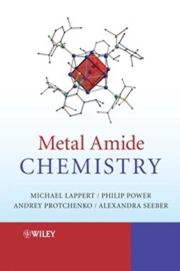 Lappert, Michael - Metal Amide Chemistry, ebook