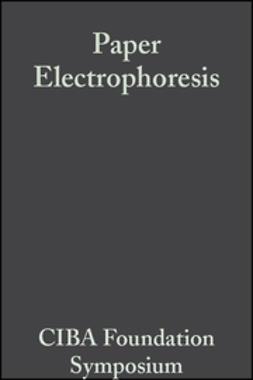 Millar, Elaine C. P. - Paper Electrophoresis, e-kirja