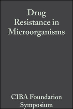 O'Connor, Cecilia M. - Drug Resistance in Micro-organisms: Mechanisms of Development, ebook
