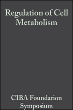 O'Connor, Cecilia M. - Regulation of Cell Metabolism, ebook