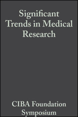 O'Connor, Cecilia M. - Significant Trends in Medical Research, e-kirja