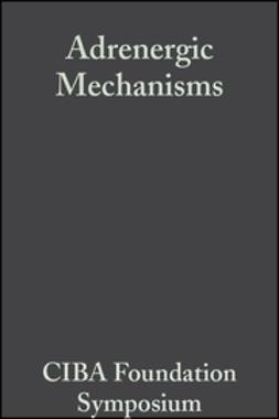 UNKNOWN - Adrenergic Mechanisms, ebook