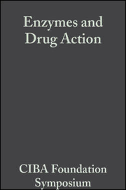 UNKNOWN - Enzymes and Drug Action, ebook