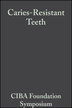 UNKNOWN - Caries-Resistant Teeth, ebook