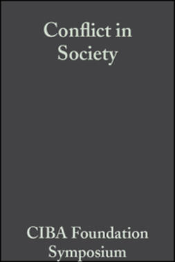 UNKNOWN - Conflict in Society, ebook