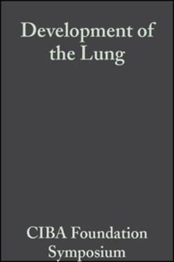 Porter, Ruth - Development of the Lung, ebook