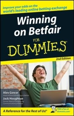 Gowar, Alex - Winning on Betfair For Dummies<sup>®</sup>, ebook