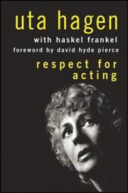 Frankel, Haskel - Respect for Acting, e-kirja