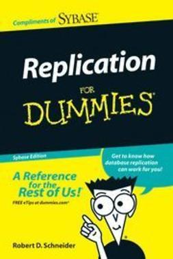 Schneider, Robert D. - Replication For Dummies<sup>®</sup>, ebook