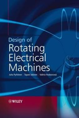 Pyrhonen, Juha - Design of Rotating Electrical Machines, ebook