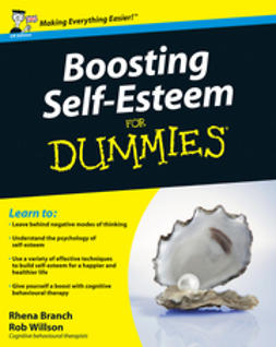 Branch, Rhena - Boosting Self-Esteem For Dummies<sup>®</sup>, ebook