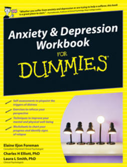 Foreman, Elaine Iljon - Anxiety & Depression Workbook For Dummies, e-bok