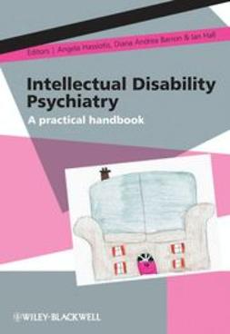 Barron, Diana Andrea - Intellectual Disability Psychiatry: A Practical Handbook, ebook
