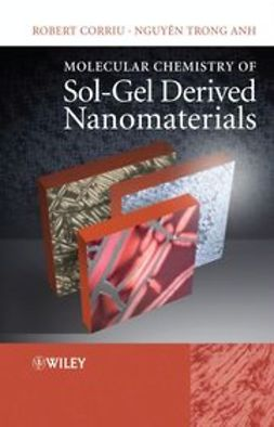 Corriu, Robert - Molecular Chemistry of Sol-Gel Derived Nanomaterials, ebook