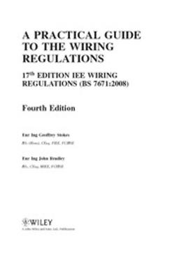 Bradley, John - A Practical Guide to The Wiring Regulations, ebook