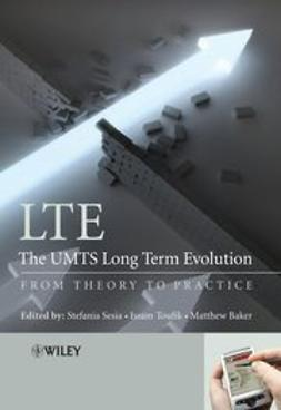 Sesia, Stefania - LTE, The UMTS Long Term Evolution: From Theory to Practice, ebook