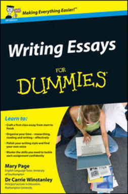 Page, Mary - Writing Essays For Dummies, ebook