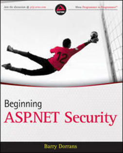 Dorrans, Barry - Beginning ASP.NET Security, ebook