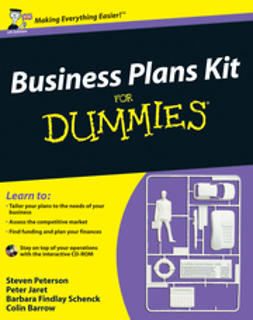 Barrow, Colin - Business Plans Kit For Dummies, ebook