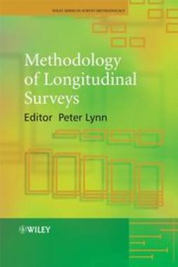 Lynn, Peter - Methodology of Longitudinal Surveys, e-kirja