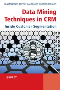 Tsiptsis, Konstantinos - Data Mining Techniques in CRM: Inside Customer Segmentation, e-bok