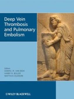 Beek, Edwin J. R. van - Deep Vein Thrombosis and Pulmonary Embolism, e-kirja