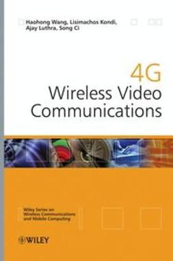 Ci, Song - 4G Wireless Video Communications, ebook