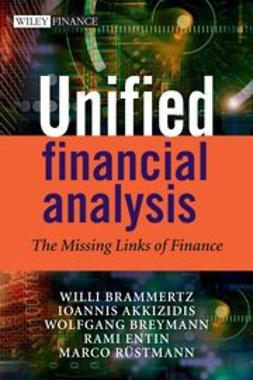Brammertz, Willi - Unified Financial Analysis : the missing links of finance, ebook