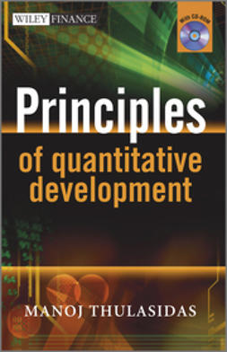 Thulasidas, Manoj - Principles of Quantitative Development, ebook